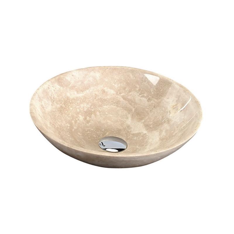 Stilīga dabīgā akmens dizaina izlietne