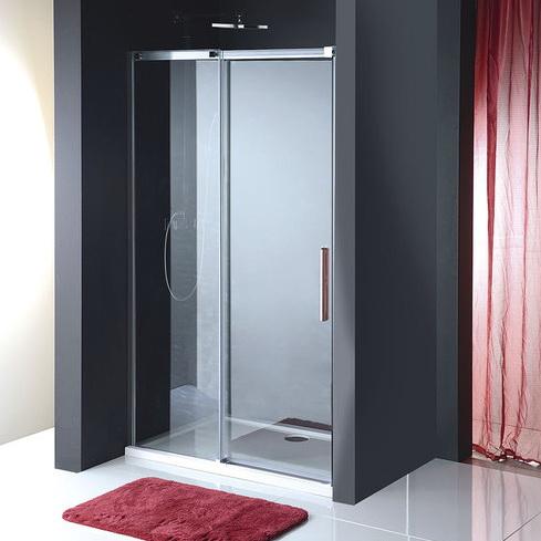 Nišas dušas durvis