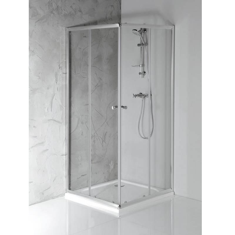 Kvadrātveda dušas stūris, dušas kabīne, duškabīne