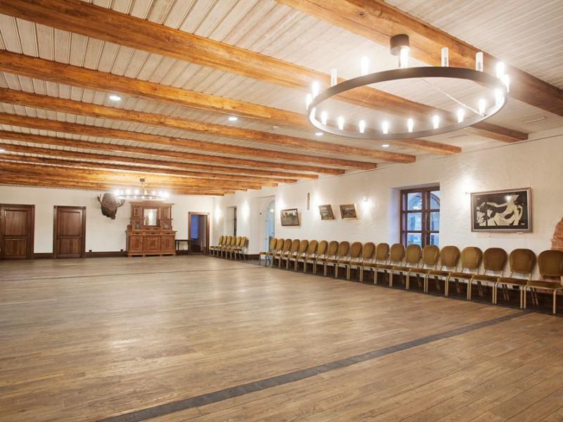hansadeko.com realizētais projekts - Dikļu pils klēts ēka