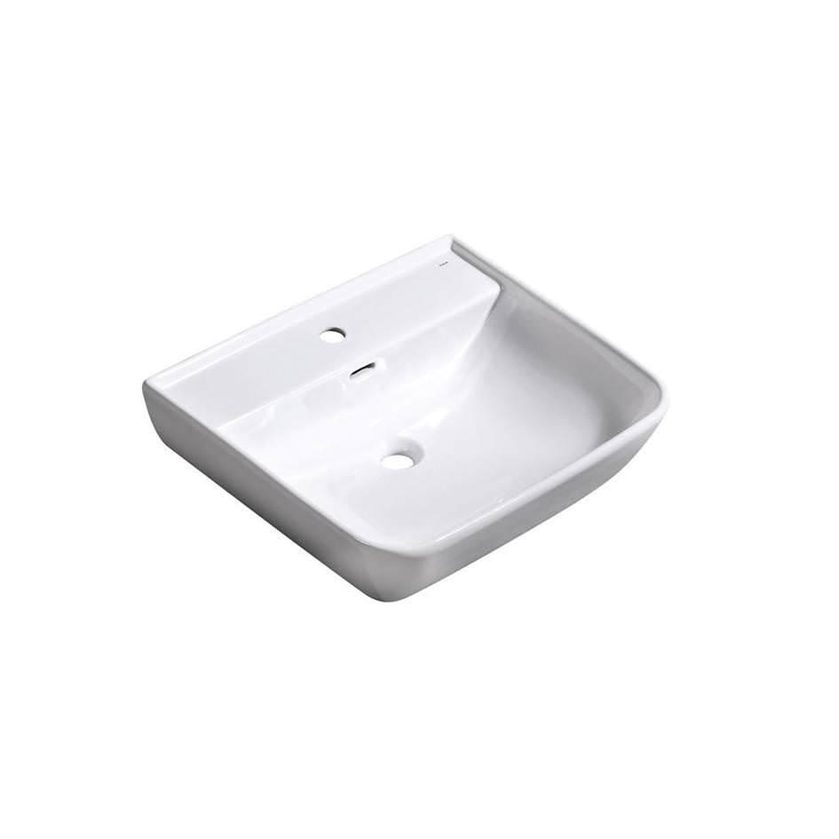 Keramikas izlietne vannas istabai