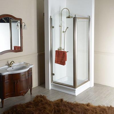 Kvadrātveida dušas stūri