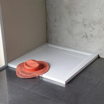 Kvadrātveida dušas vanniņas