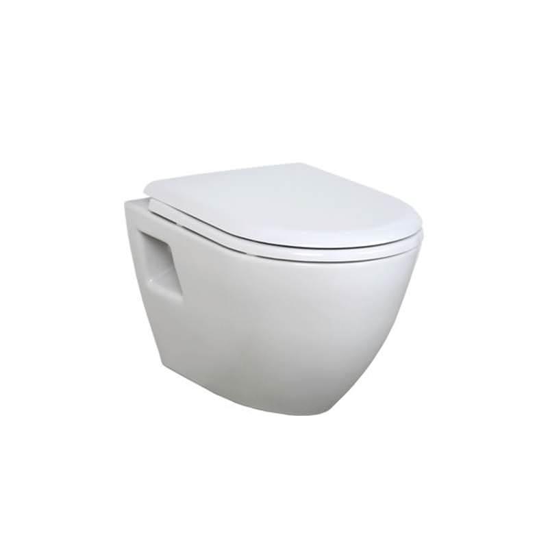 Piekarams tualetes pods ar vāku