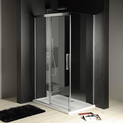 Taisnstūra dušas stūri